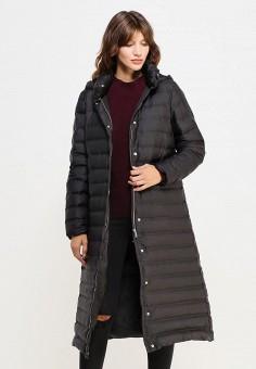 Куртка, Mango, цвет: черный. Артикул: MA002EWVWU17. Женская одежда / Верхняя одежда / Пуховики и зимние куртки