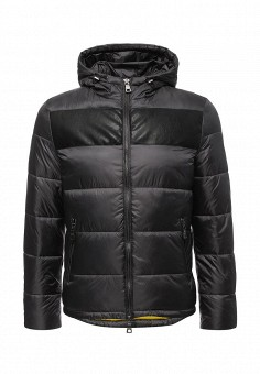 Куртка утепленная, Marciano Los Angeles, цвет: серый. Артикул: MA087EMVZV26. Премиум / Одежда / Верхняя одежда / Пуховики