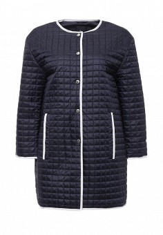 Куртка утепленная, Marina Yachting, цвет: синий. Артикул: MA999EWQRL32. Премиум / Одежда / Верхняя одежда