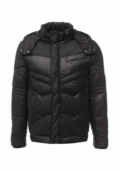 Пуховик, Colin's, цвет: черный. Артикул: MP002XM0W3X9. Мужская одежда / Верхняя одежда / Пуховики и зимние куртки
