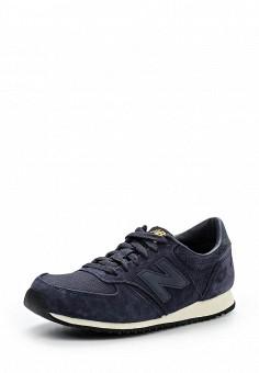 Кроссовки, New Balance, цвет: синий. Артикул: NE007AUPEH40. Женская обувь / Кроссовки и кеды / Кроссовки