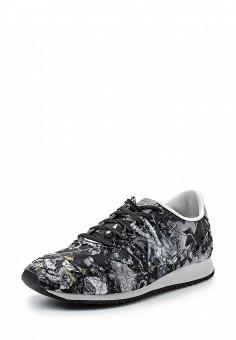 Кроссовки, New Balance, цвет: черный. Артикул: NE007AWPEH71. Женская обувь / Кроссовки и кеды / Кроссовки