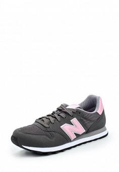 Кроссовки, New Balance, цвет: серый. Артикул: NE007AWPEH96. Женская обувь / Кроссовки и кеды / Кроссовки
