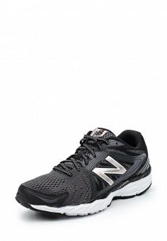 Кроссовки, New Balance, цвет: черный. Артикул: NE007AWUNX10. Женская обувь / Кроссовки и кеды / Кроссовки