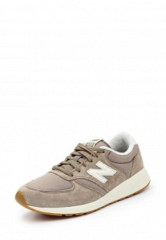 Кроссовки, New Balance, цвет: бежевый. Артикул: NE007AWUOA03. Женская обувь / Кроссовки и кеды / Кроссовки