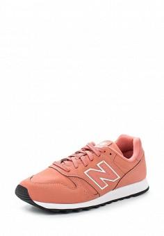 Кроссовки, New Balance, цвет: коралловый. Артикул: NE007AWUOA10. Женская обувь / Кроссовки и кеды / Кроссовки