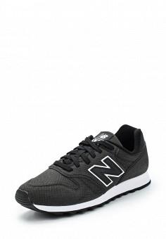 Кроссовки, New Balance, цвет: черный. Артикул: NE007AWUOA11. Женская обувь / Кроссовки и кеды / Кроссовки
