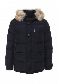 Пуховик, Parajumpers, цвет: синий. Артикул: PA997EMKKF31. Мужская одежда / Верхняя одежда / Пуховики и зимние куртки