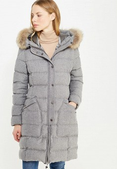 Пуховик, Parajumpers, цвет: серый. Артикул: PA997EWTCG60. Женская одежда / Верхняя одежда / Пуховики и зимние куртки