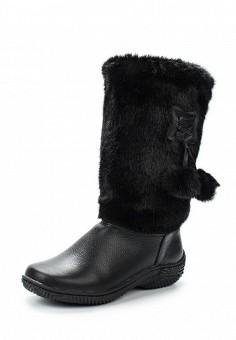 Унты, Pink Frost, цвет: черный. Артикул: PI023AWUZM38. Женская обувь / Сапоги