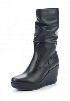 Полусапоги, Ralf Ringer, цвет: черный. Артикул: RA084AWVSB71. Женская обувь / Сапоги