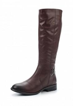 Сапоги, Ralf Ringer, цвет: коричневый. Артикул: RA084AWVSB75. Женская обувь / Сапоги