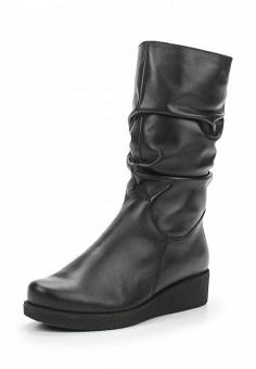 Сапоги, Спартак, цвет: черный. Артикул: SP025AWKPV80. Женская обувь / Сапоги