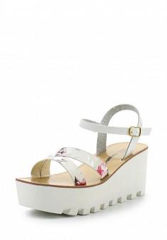 Босоножки, Topway, цвет: белый. Артикул: TO038AWTOA64. Женская обувь / Босоножки
