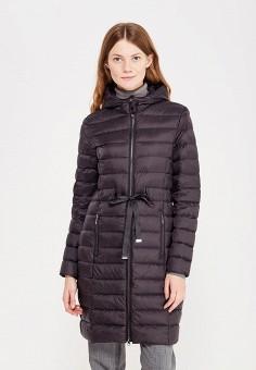 Пуховик, Top Secret, цвет: черный. Артикул: TO795EWXIZ69. Женская одежда / Верхняя одежда / Пуховики и зимние куртки / Длинные пуховики и куртки