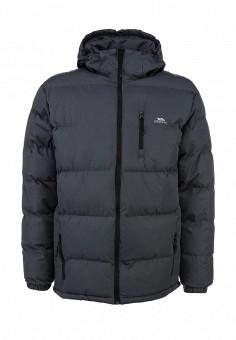 Куртка утепленная, Trespass, цвет: серый. Артикул: TR795EMDAR34. Мужская одежда / Верхняя одежда / Пуховики и зимние куртки