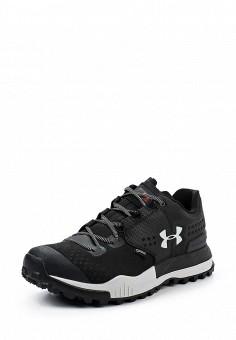 Ботинки трекинговые, Under Armour, цвет: черный. Артикул: UN001AMTVK96. Мужская обувь / Ботинки и сапоги