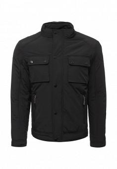 Куртка утепленная, Vanzeer, цвет: черный. Артикул: VA016EMWKJ20. Мужская одежда / Верхняя одежда / Пуховики и зимние куртки