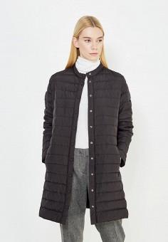 Пуховик, Weekend Max Mara, цвет: черный. Артикул: WE017EWTMH81. Премиум / Одежда / Верхняя одежда / Пуховики и зимние куртки