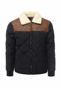 Куртка утепленная, Y.Two, цвет: синий. Артикул: YT002EMXXQ47. Мужская одежда / Верхняя одежда / Пуховики и зимние куртки