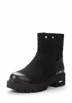 Полусапоги, Zenden Woman, цвет: черный. Артикул: ZE009AWVSR16. Женская обувь / Сапоги