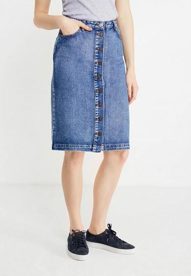 Юбка джинсовая инсити
