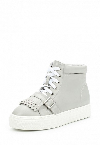 Кеды REGAN FRINGE HI TOP