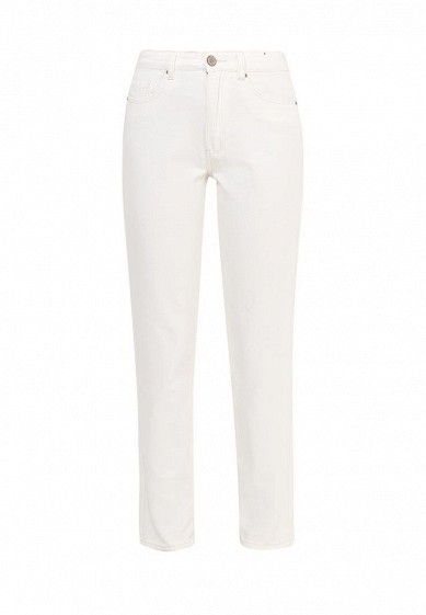 Джинсы LOST INK SLIM MOM JEAN IN WHITE ROSE