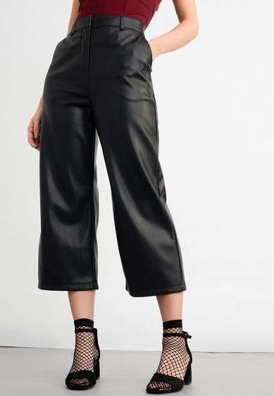 Брюки LOST INK PU CROPPED TROUSER