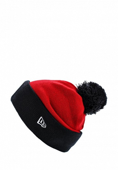 Шапка New Era ROUND PATCH BOBBLE