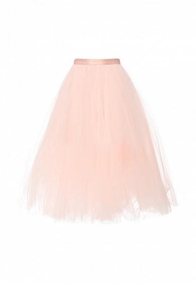 Юбка зарина розовая