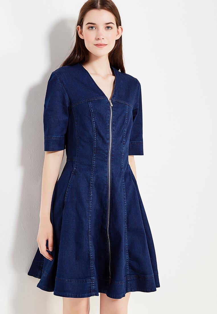 Bestia платье джинсовое